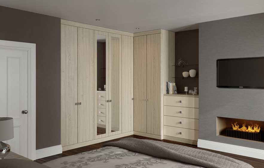 Daval Rio fitted bedroom