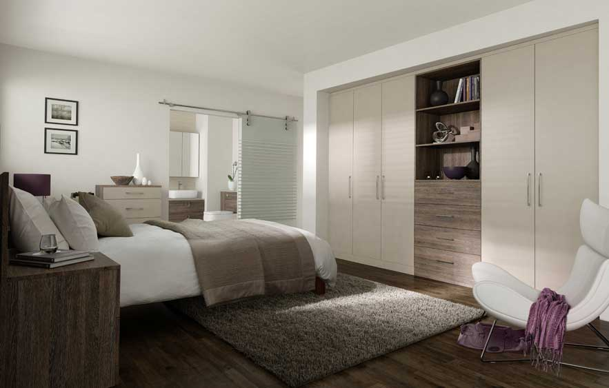 Daval Roma fitted bedroom
