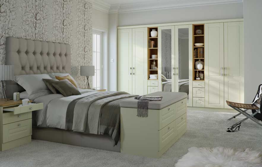 Daval Springfield fitted bedroom