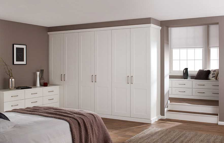 Hepplewhite Bedroom Furniture Scotland | Fitted Bedrooms