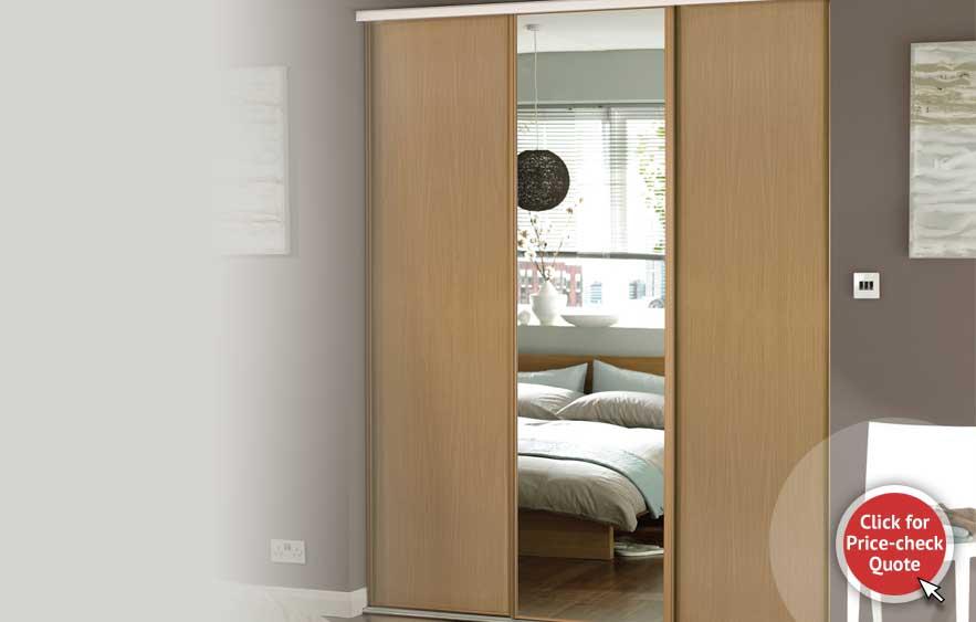 spacepro sliding wardrobe doors england scotland wales ireland diy