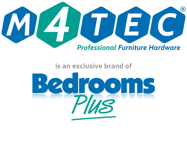 M4TEC is an exclusive brand of Bedrooms Plus