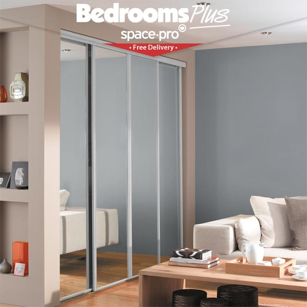 Spacepro Heritage Sliding Doors With Free Delivery From Bedrooms Plus